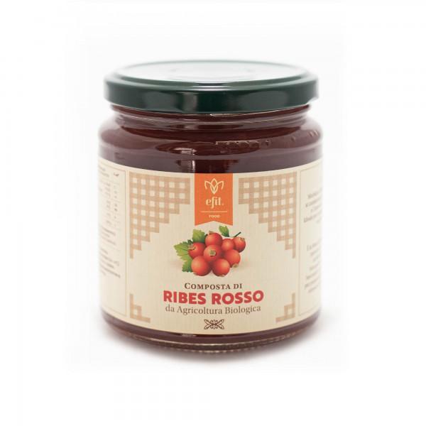 Composta biologica di Ribes rosso