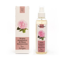 Acqua aromatica di Rosa damascena